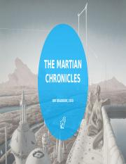The Martian Chronicles.pptx