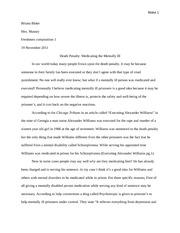 was hilter mentally ill essay