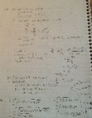 Math- Tangent Horizontal Notes