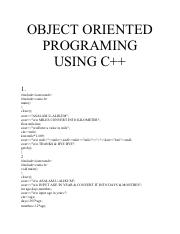Object-Oriented-Using-C-programing-collection.pdf