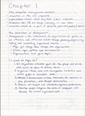 Bus Adm 382 Chapter 1 Why Innovation Matters Lecture Notes