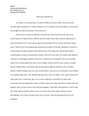 Observation Reflection ED207.docx