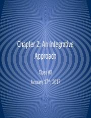 Lecture 3 - An Integrative Approach.pptx