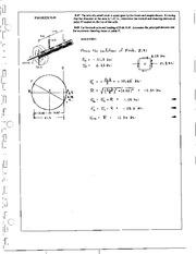 957_Mechanics Homework Mechanics of Materials Solution