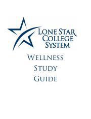 Wellness Study Guide (1)