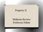 revised Prop II Midterm Review (1)