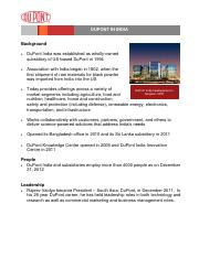 Factsheet on DuPont India 2013.pdf