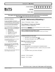 33130_Mathematical Modelling 1_Final_Exam_Sp2014_in_Template.pdf