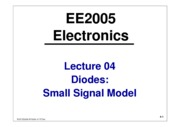 EE2005-Lecture04-Diodes-Small-Signal