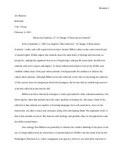 animal rights essay .docx