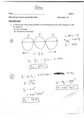 College Physics Transition Waves quiz 4 solutions