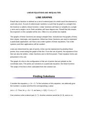 LINEAR EQUATIONS AND INEQUALITIES.docx