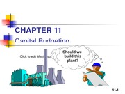 Chapter_11-Capital_Budgeting