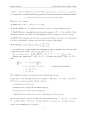 Exam A Solution Winter 2013
