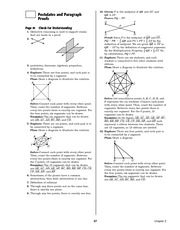 Pre-Calculus Homework Solutions 35