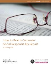 Acc 431 IRI-How-to-Read-a-Corporate-Social-Responsibility-Report