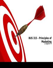 bus 330 principles of marketing complete Bus 330 principles of marketing week 1 to 5 $ 3999 bus 330 week 1 discussion question, quiz, reflection $ 1200 bus 330 week 2 discussion, quiz, reflection $ 1200 bus 330 week 3 written assignment, discussion, quiz.