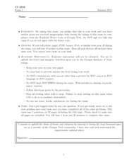 cs2316-exam1-summer2011-answers