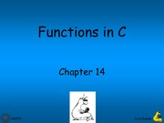 Lecture 6 - Functions in C