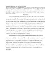 Synergy essay