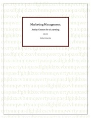 ADL_02_Marketing ManagementStudy_Material