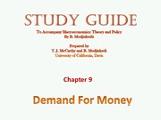 Chapter+9+-+Demand+for+Money