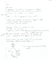 COMM100- Language notes