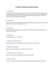 Ati Medication Template Atropine Pdf Active Learning Template