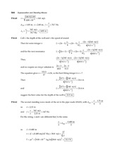 542_Physics ProblemsTechnical Physics