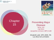 HEAL110chapter15