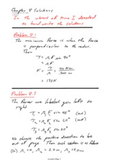 PHY 138 - Chapter 8 Solutions