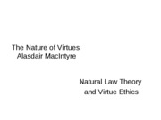 TheNatureofVirtues