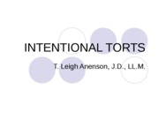 F_-_INTENTIONAL_TORTS