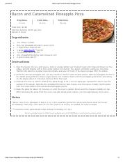 Bacon and Caramelized Pineapple Pizza.pdf