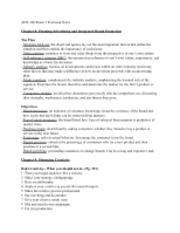 ADV Textbook_Notes Exam 3