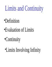 2_4 Limits and Continuity.ppt
