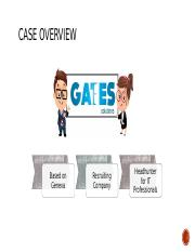 Gates Solutions