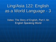 10-Ling 122-3 - the Story of English