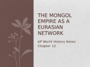 the_mongol_empire