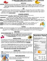 NUTRITION STUDY GUIDE PDF