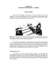 5-16 Woodwork Operations - Turning.pdf
