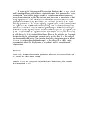 Discussion 2 - Environmental Health.docx