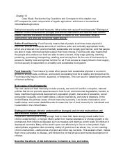Enviromental Science Chapter 10 study guide