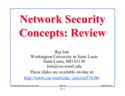 Network security Cryptography