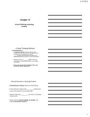 Chapter_015 nursing notes