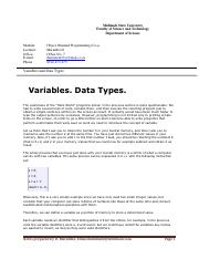 1189165812Variables