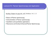 lecture_13_Raman Spectroscopy and Application