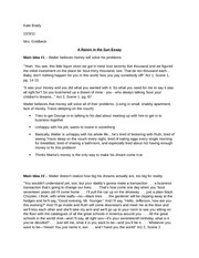 a raisin in the sun essay rough draft kate brady  2 pages a raisin in the sun essay notes 2011