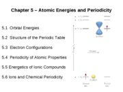 CH110-120 Chapter 5 Lecture Notes Powerpoint