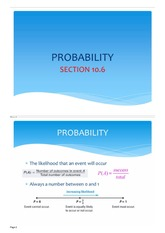 COMPLETED NOTES Probability